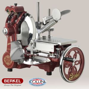 Berkel - Flywheel Tribute slicer a tribute to the traditions of the past