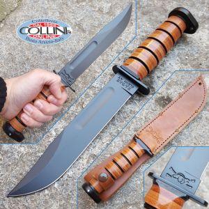 Ka-Bar - Dog's Head Utility Knife - 1317 - knife