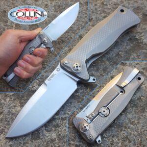 Lionsteel - SR-11 - titanium gray - SR11G - knife