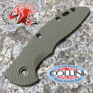 """Rick Hinderer Knives - Scale OD Green in G10 per mod. XM-18 3.5"""" - accessory"""