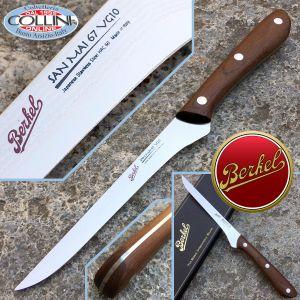 Berkel - San Mai VG10 67 layers - Boning knife 16 cm - kitchen knife