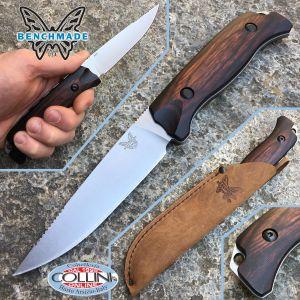 Benchmade - Saddle Mountain Hunter knife S30V 15007-2 - Fixed knife