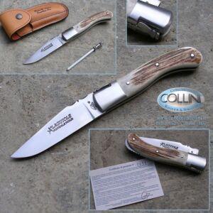 Gilles - Laguiole Sport - Cervo - coltello
