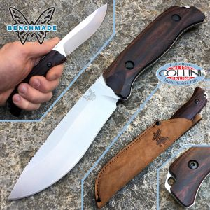 Benchmade - Saddle Mountain Skinner knife S30V 15001-2 - Fixed knife