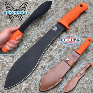 Benchmade - Jungle Bolo - 153BK - fixed knife