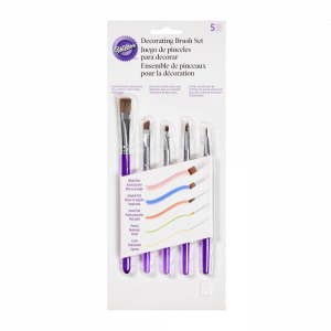 Decora - 5-Piece Decorating Brush Set