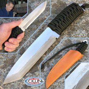 Takeshi Saji - Musashi Tanto 130 - custom Knife