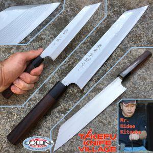 Takefu Village - Kiritsuke Knife 210mm by Mr. Hideo Kitaoka - kitchen knife