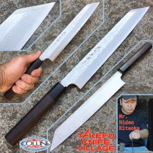 Takefu Village - Kiritsuke Knife 240mm by Mr. Hideo Kitaoka - kitchen knife