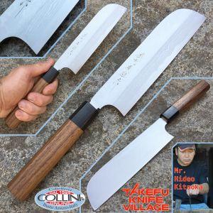 Takefu Village - Kamausuba Knife 180mm by Mr. Hideo Kitaoka - kitchen knife