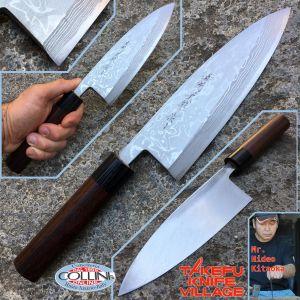 Takefu Village - Deba 180mm by Mr. Hideo Kitaoka - kitchen knife