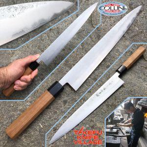 Takefu Village - Sujihiki Knife 270mm by Mr. Kanehiro Kintaro - kitchen knife