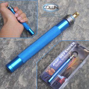ASP - Key Defender Large - Blue - OC Pepper Spray