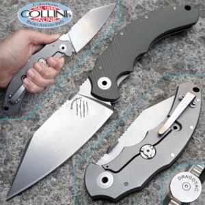 Bastinelli Knives - Big Dragotac OD Green - Knife
