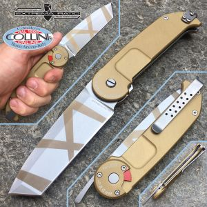 ExtremaRatio - BF2 R CT - Razor Opening - Desert Warfare Tanto Point - knife