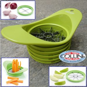 KitchenCraft - 4 in 1 Multi Slicer and Corer