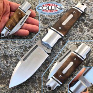 Andre De Villiers ADV - Impi Slip Joint Knife - Jaracanda briar - knife