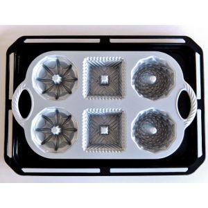 Nordic Ware - Geo Bundtlette Pan