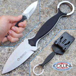 Maserin - Neck Knife - Tanto Stonewashed - Design by Russ Kommer - 921/STW - Knife