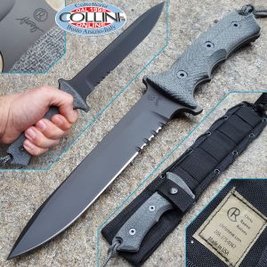 """Chris Reeve - Green Beret 7"""" by W. Harsey - 2017 Version - knife"""