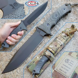 Chris Reeve - Pacific Plain by W. Harsey - 2017 Version - knife