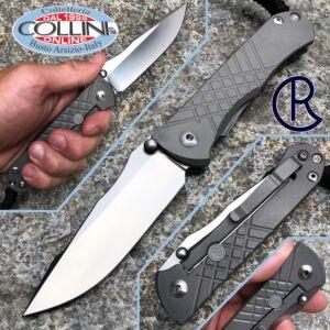 Chris Reeve - Umnumzaan Clip Plain - folding knife