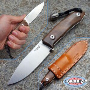 Lionsteel - M1 - Walnut Wood - M1WN - Knife