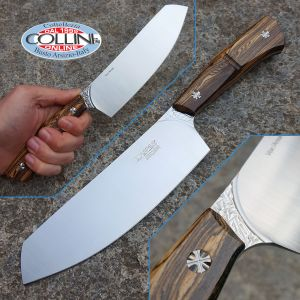 Viper - Sakura Bocote - Santoku 16cm by Vox & Anso - VT7516BC - vegetable knife
