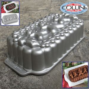 Nordic Ware - Gingerbread Family Loaf Pan