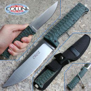 Maserin - Croz - Micarta Green - 976/MCV - knife
