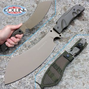 Fox - Panabas Survival Utility - Coyote Tan - FKMD FX-509CT - Knife