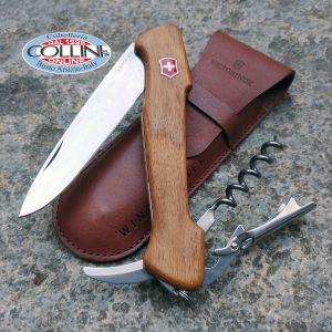 Victorinox - Wine Master Walnut - 0.9701.63 - sommelier corkscrew and multi-purpose knife