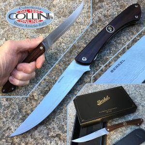 Berkel - folder knife in San Mai VG10 67 layers - WITH BOX - gentleman knife 11 cm - kitchen knives