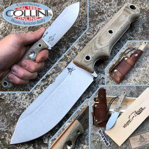 White River Knife & Tool - Firecraft FC4 knife - knife