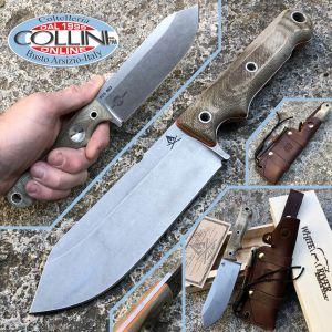 White River Knife & Tool - Firecraft FC5 knife - knife