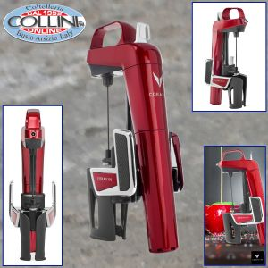 CORAVIN™ - MODEL TWO WINE SYSTEM - CANDY APPLE RED
