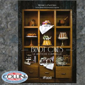 Nordic Ware -  Recipe book Bundt cake: the old donuts, in Italian