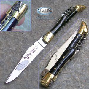 Laguiole En Aubrac - Laiton - Horn - collector's knife