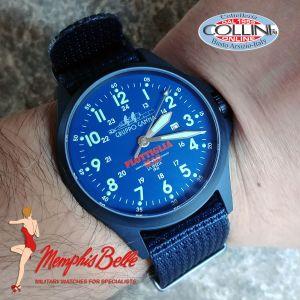 Memphis Belle - Sandy Trooper PVD Blue - Gamma Group - SNDBBL13G.C - Watch
