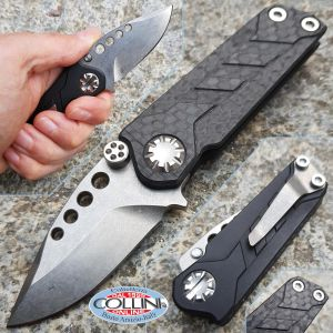 EOS Elite Outfitting Solutions - Prawn Friction Folder Carbon / Aluminum - knife