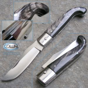 "Conaz Consigli Scarperia - Zuava knife Buffalo horn ""in the old way"" 50091 - knife"