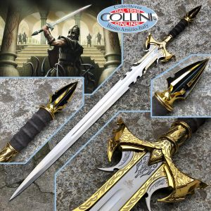 United - Sedethul™ - Kit Rae First Sword of Avonthia KR0051G - gold limited edition
