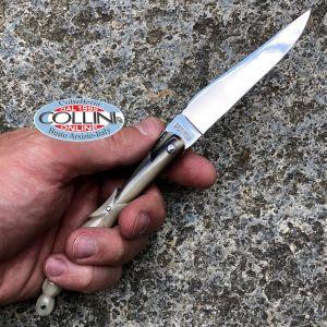 Laguiole En Aubrac - Aile de Pigeon Corno - coltello collezione