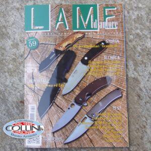 Lame d'autore - Numero 59 - Maggio - Anno 2013 - rivista