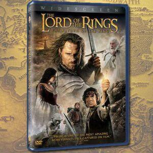 Film - Il Signore Degli Anelli - Il Ritorno del Re - DVD