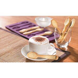 Lurch - Stampo per biscotti in silicone - Cucchiaini