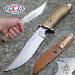 Maserin - Siberiano by Nicolai Lilin - 987 - coltello - Educazione Siberiana