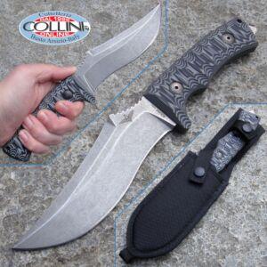 Maserin - Tusk - Design by Nicolai Lilin - 988/G10V - coltello
