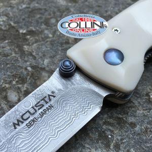 Mcusta, Basic Series Damasco, 12D, coltello