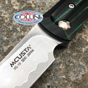 Mcusta - Tsuchi Black - MC-161D - coltello